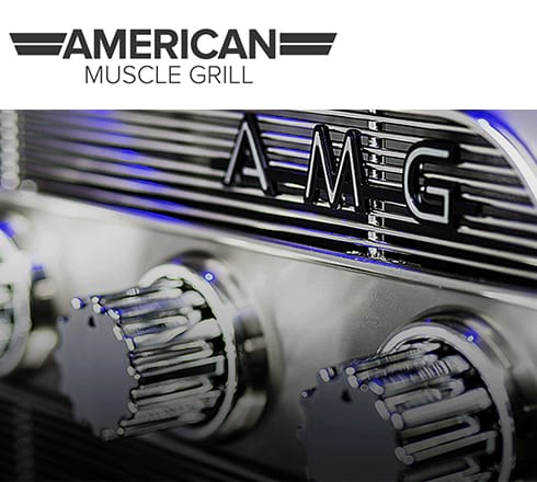 american muscle grills at the outdoor store