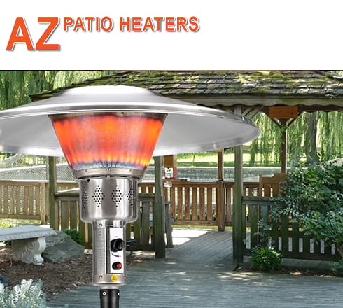 AZ Patio Heaters at The Outdoor Store