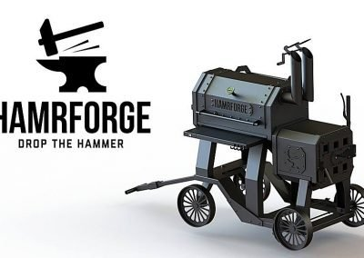 hamrforge drop the hammer