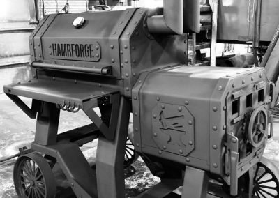 hamrforge the beast closed