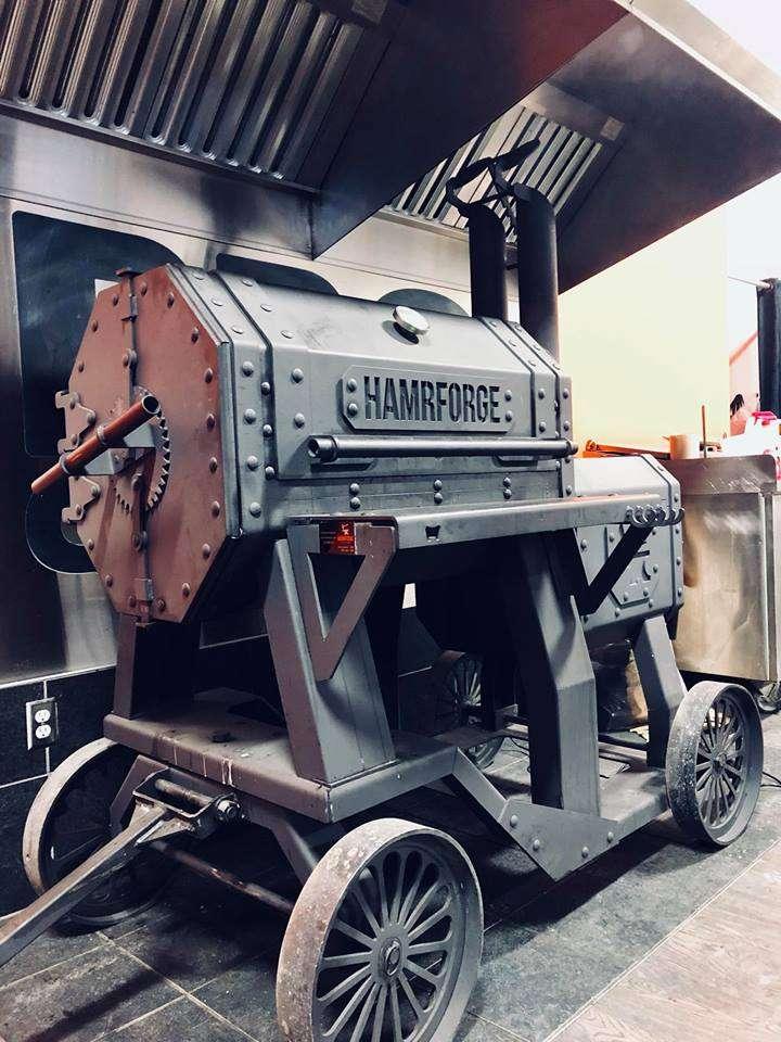 hamrforge the beast