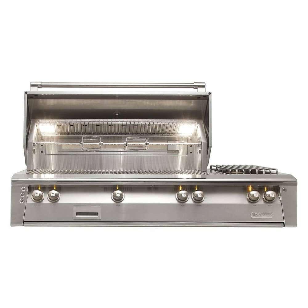 Alfresco ALXE 56-Inch Deluxe Grill