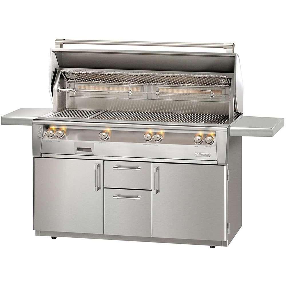 Alfresco ALXE 56-Inch Freestanding Grill