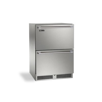 Perlick 24-Inch Dual Zone Refrigerator