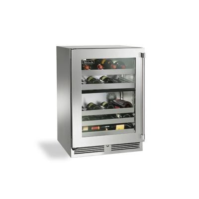 Perlick 24-Inch Dual Zone Wine Fridge