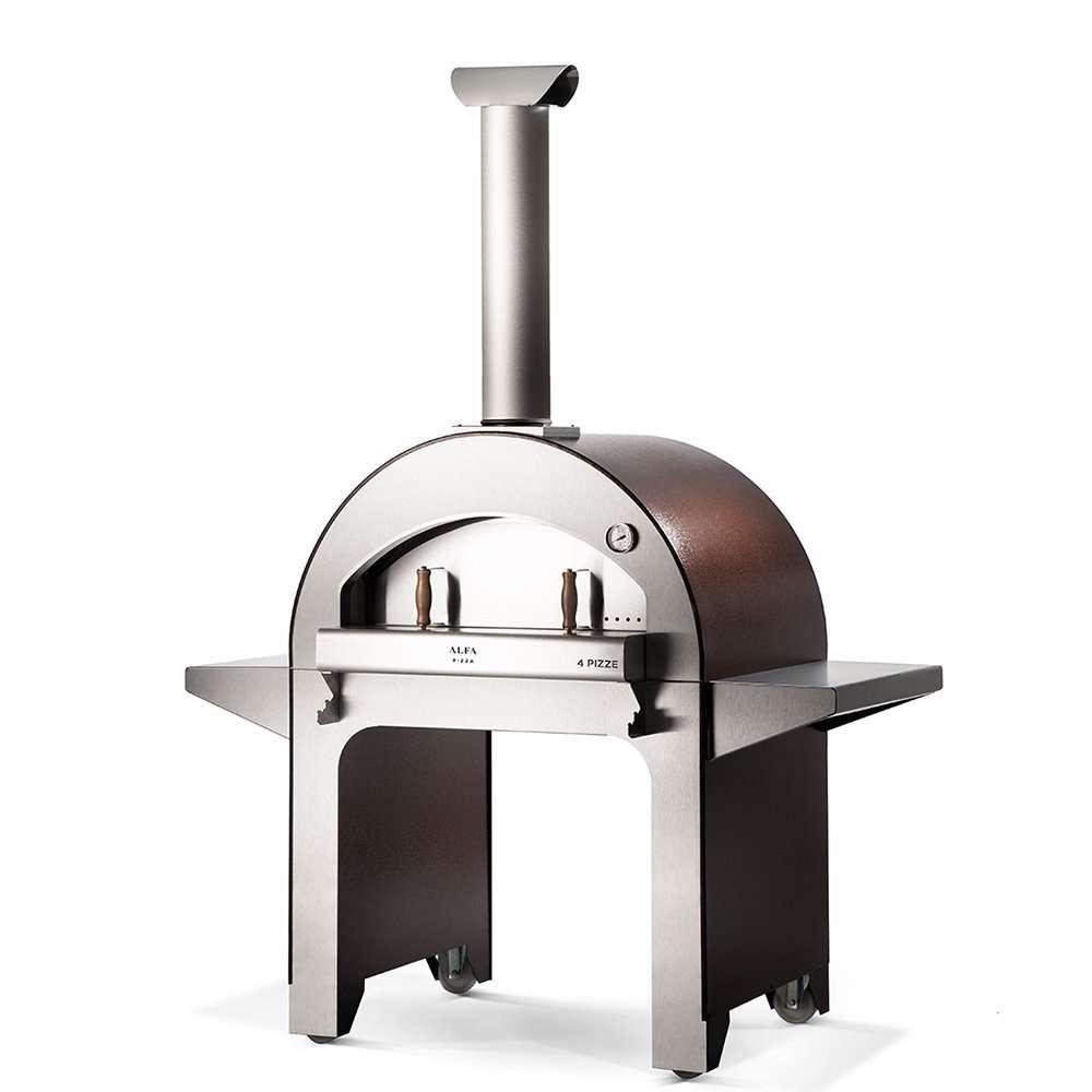 Alfa 4 Pizze Freestanding Pizza Oven