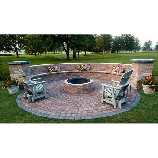 Goldens Large Fire Pit