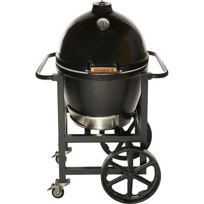 Goldens 20.5-Inch Handle Cart Kamado