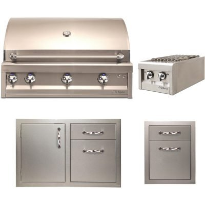 Artisan 4-Piece Outdoor Kitchen Package
