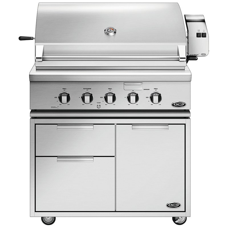DCS Series-7 36-Inch Freestanding Grill