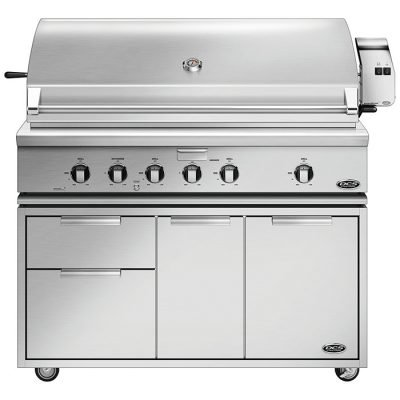 DCS Series-7 48-Inch Freestanding Grill