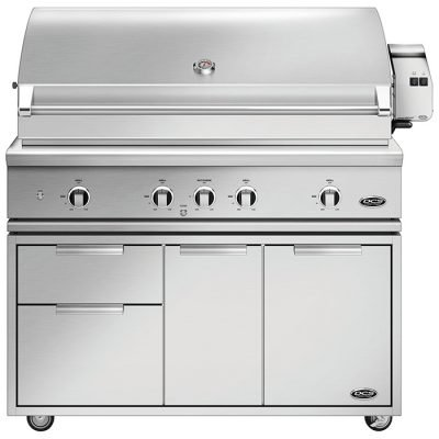 DCS Series-9 48-Inch Freestanding Grill