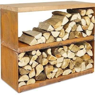 OFYR Double Wood Storage