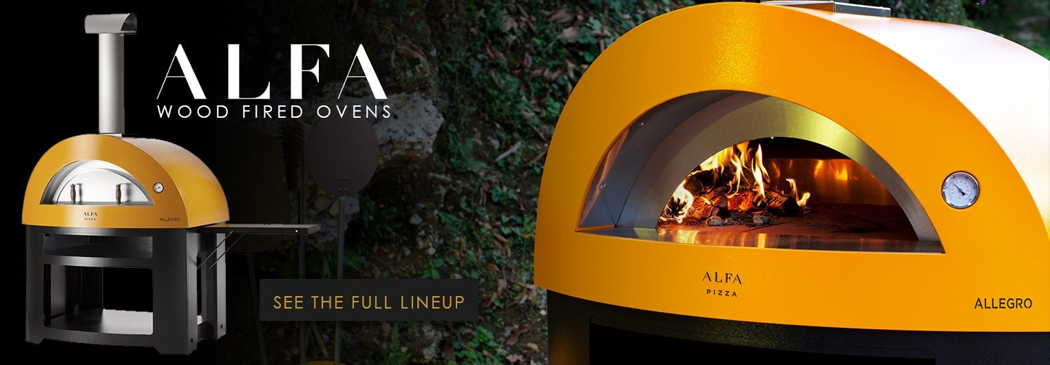alfa ovens at the outdoor store