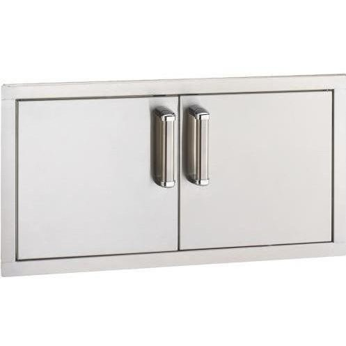 Fire Magic 30-Inch Reduced-Height Double Access Door