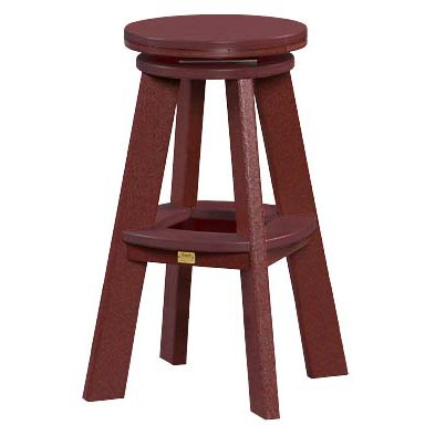 Finch Great Bay Bar Swivel Stool