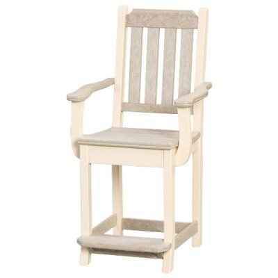 Finch Keystone Counter Arm Chair