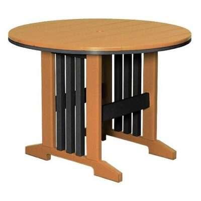 Finch Keystone 48-Inch Round Dining Table
