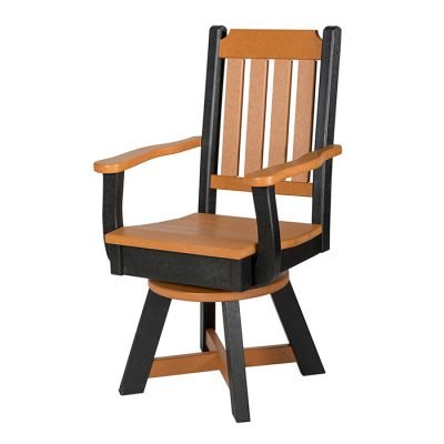 Finch Keystone Swivel Dining Chair