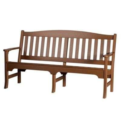 Finch Avonlea 72-Inch Garden Bench