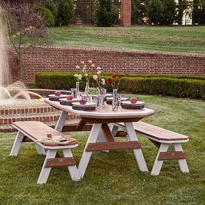 Finch 3-Piece Garden Dining Set