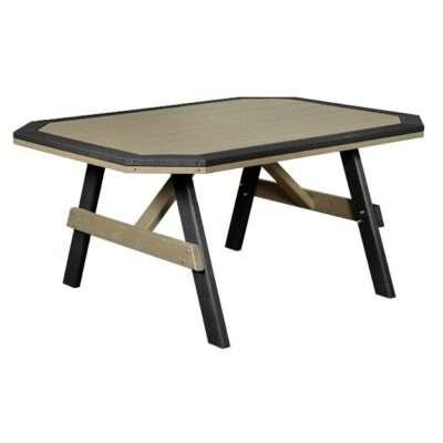 Finch Garden 46x60-Inch Border Table