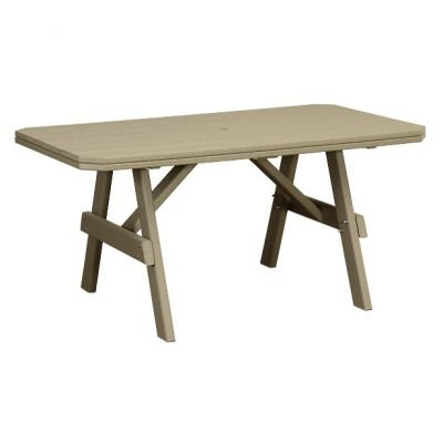 Finch Garden 33x60-Inch Table