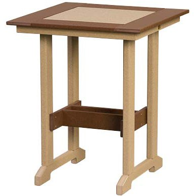 Finch Great Bay 29-Inch Square Counter Table