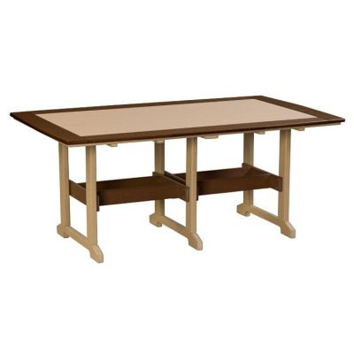 Finch Great Bay 43x72-Inch Counter Table