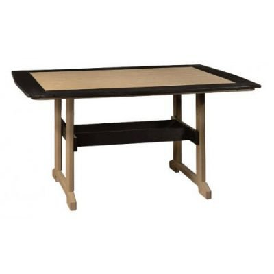 Finch Great Bay 43x60-Inch Dining Table