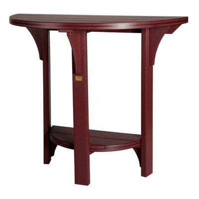 Finch Great Bay 46-Inch Half-Round Bar Table
