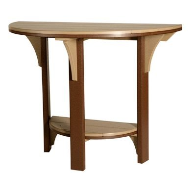 Finch Great Bay 46-Inch Half-Round Counter Table
