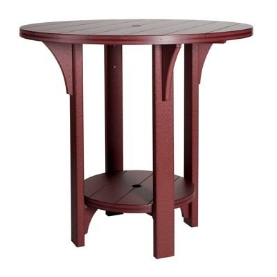 Finch Great Bay 48-Inch Round Bar Table