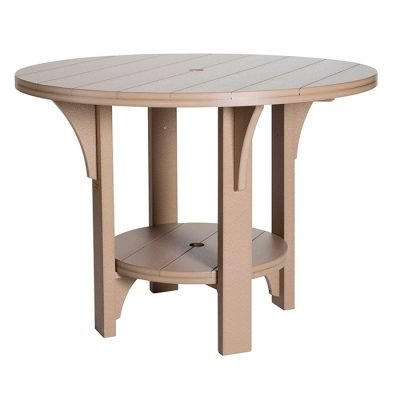 Finch Great Bay 48-Inch Round Dining Table