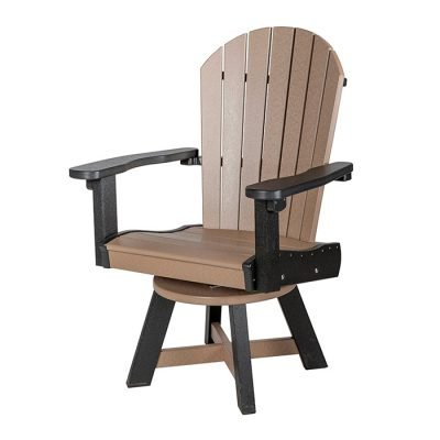 Finch Great Bay Swivel Dining Chair