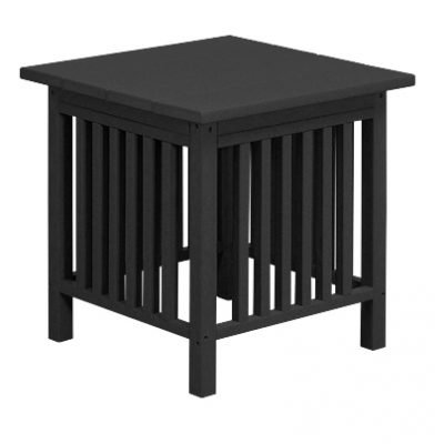 Finch Mission End Table