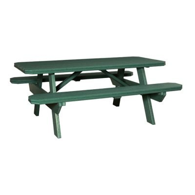 Finch 33x72-Inch Picnic Table