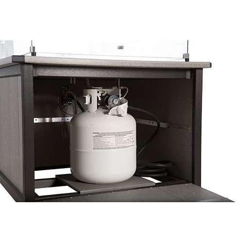 Finch SeaAira Propane Storage