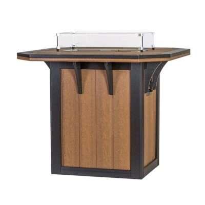 Finch SummerSide 48-Inch Bar Fire Table