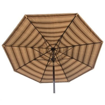 Finch 9-Foot Aluminum-Framed Umbrella