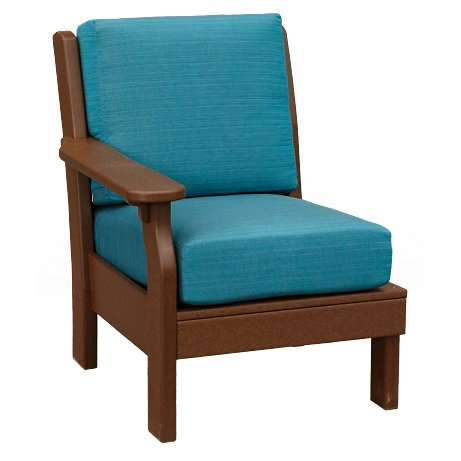 Finch Van Buren Right Sectional Chair