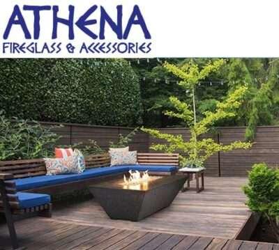 Athena Fireglass