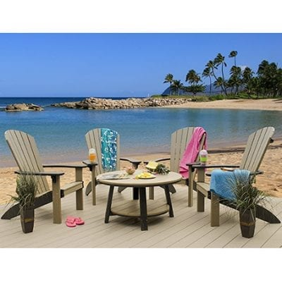 Finch 5-Piece SeaAira Conversation Set