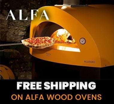 alfa ovens free shipping