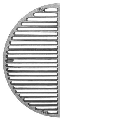 goldens cast iron 18 inch half grate