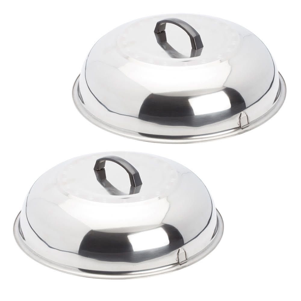 Evo Stainless Cooking Covers