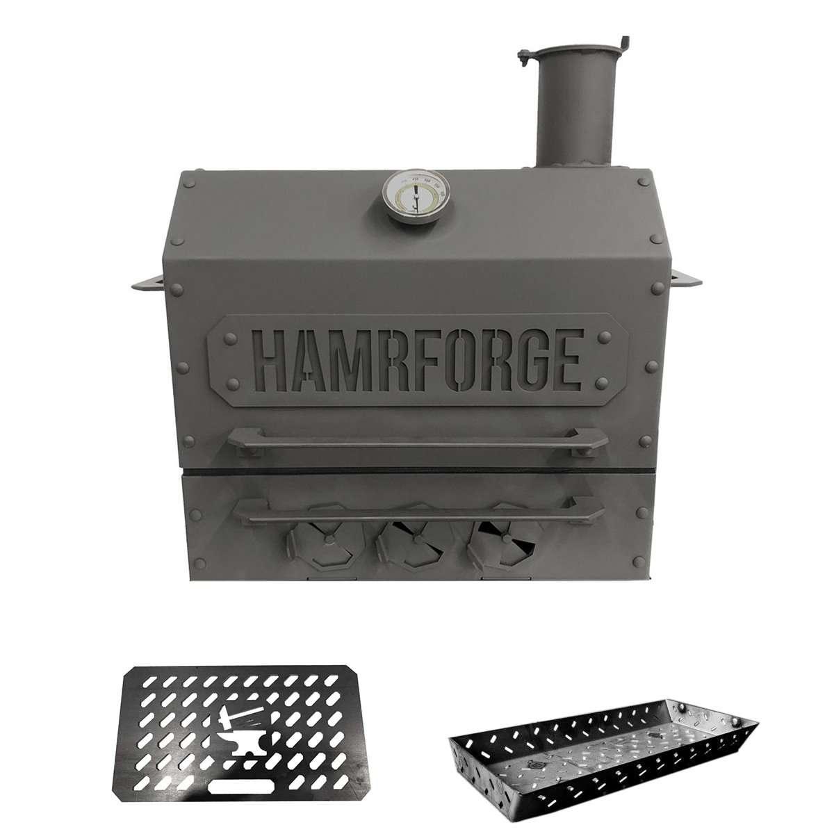 Hamrforge Old Iron Sides Grill Bundle